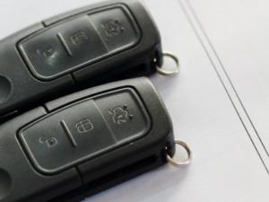 spare car keys